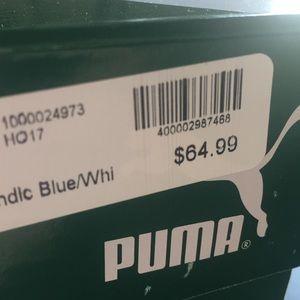 Para Mujer Puma Azul Pálido Ante Clásicos Entrenadores Eco xW4FI9vYj